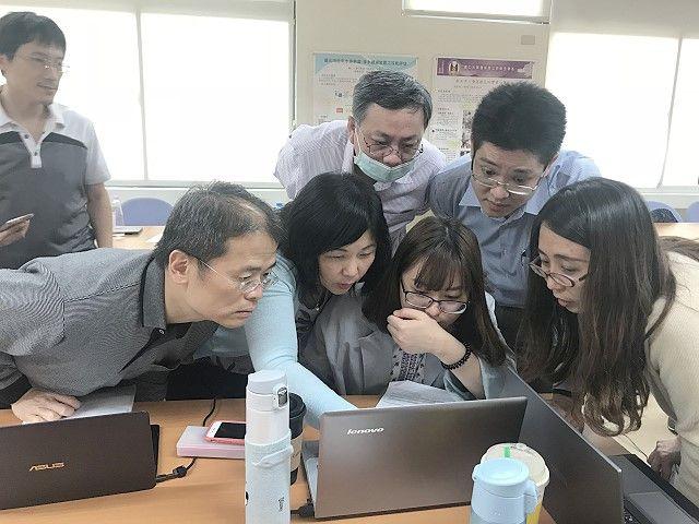 【活動花絮】網路統合分析研討會